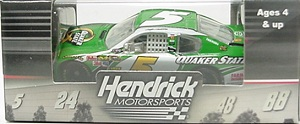 Kasey Kahne #5 1/64th 2012 Lionel Quaker State Impala