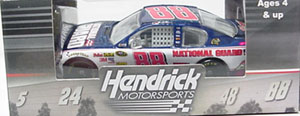 Dale Earnhardt Jr. #88 1/64th 2012 Lionel National Guard Impala