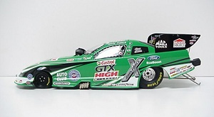 John Force 2012 1/24th Lionel Castrol Mustang Funny Car