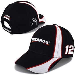 Ryan Blaney #12 2019 Menards Speedway PIt Hat