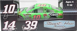 Danica Patrick #10 1/64th 2013 Lionel GoDaddy.com Irish Chevrolet SS