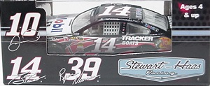 Tony Stewart #14 1/64th 2013 Lionel Mobil 1 Chevrolet SS