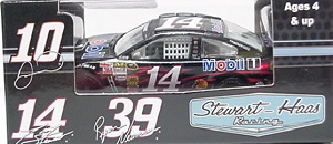 Tony Stewart #14 1/64th 2013 Lionel  Mobil 1 Black  Chevrolet SS