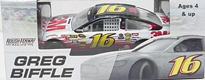 Greg Biffle #16 1/64th 2013 Lionel 3M Ford Fusion