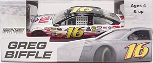 Greg Biffle #16 1/64th 2013 Lionel 3M Give Kids a Smile Ford Fusion