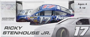 Ricky Stenhouse Jr #17 1/64th 2013 Lionel Fastenal Heroes Hired Here Ford Fusion