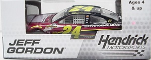 Jeff Gordon #24 1/64th 2013 Lionel AARP Ride with Jeff Chevy SS