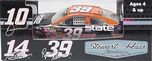 Ryan Newman #39 1/64th 2013 Lionel State Water Heaters Chevy SS
