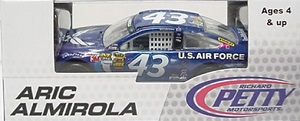 Aric Almirola #43 1/64th 2013 Lionel Air Force Ford Fusion