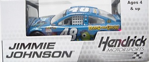 Jimmie Johnson #48 1/64th 2013 Lowe's Monster's University Chevy SS