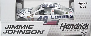 Jimmie Johnson #48 1/24th 2013 Lionel Lowe's NASCAR Salutes Chevy SS
