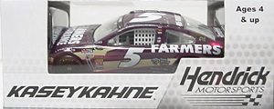 Kasey Kahne #5 1/64th 2013 Lionel Farmers Insurance  85th Anniversary Chevrolet SS
