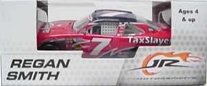Regan Smith #7 1/64th 2013 Lionel TaxSlayer We Support Our Troops Camaro