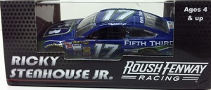 Ricky Stenhouse Jr. #17 1/64th 2014 Lionel Fifth Third  Fusion