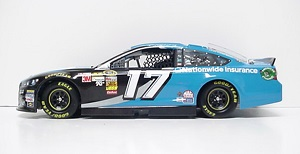 Ricky Stenhouse Jr. #17 1/24th 2014 Lionel Nationwide Insurance Ford Fusion