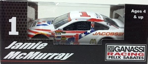 Jamie McMurray #1 1/64th 2014 Lionel Cessna Nascar Salutes SS