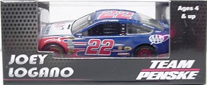 Joey Logano #22 1/64th 2014 Lionel AAA Fusion