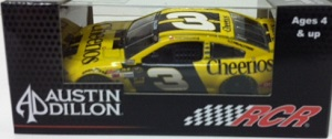 Austin Dillon #3 1/64th 2014 Lionel Cheerios Chevy SS