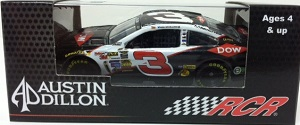 Austin Dillon #3 1/64th 2014 Lionel Dow Automotive 1st pole Chevy SS