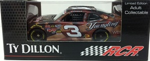 Ty Dillon #3 1/64th 2014 Lionel Yuengling Light Salutes  Chevrolet Camaro