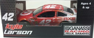 Kyle Larson #42 1/64th 2014 Lionel Target Chevrolet SS