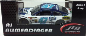 A J Allmendinger #47 1/64th 2014 Lionel Scott Products Chevrolet SS