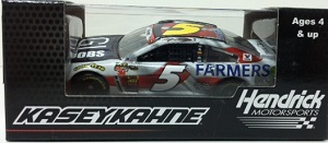 Kasey Kahne #5 1/64th 2014 Lionel Farmers GI Jobs Chevrolet SS