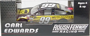 Carl Edwards #991/64th 2014 Lionel UPS Fusion