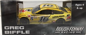Greg Biffle #16 1/64th 2015 Lionel Safety Kleen Fusion