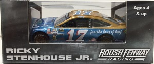 Ricky Stenhouse Jr #17 1/64th 2015 Lionel Cargill Throwback Darlington Ford