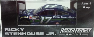 Ricky Stenhouse Jr #17 1/64th 2015 Lionel Fifth Third Bank Fusion