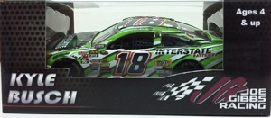 Kyle Busch #18 1/64th 2014 Lionel Interstate Batteries Legacy Toyota Camry