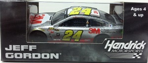 Jeff Gordon #24 1/64th 2015 Lionel 3M RaceDay Chevy SS