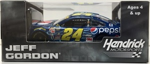 Jeff Gordon  #24 1/64th 2015 Lionel Pepsi Chase Chevy SS