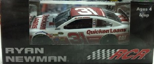 Ryan Newman #31 1/64th 2015 Lionel Quicken Loans Chevy SS