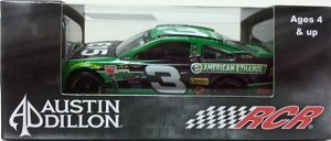 Austin Dillon #3 1/64th 2015 Lionel American Ethanol Chevy SS