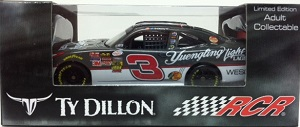 Ty Dillon #3 1/64th 2015 Lionel Yuengling Light Lager Camaro