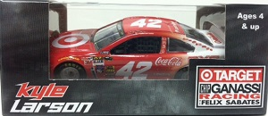 Kyle Larson #42 1/64th 2015 Lionel Target Chevrolet SS