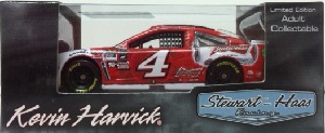 Kevin Harvick #4 1/64th 2015 Lionel Budweiser Chase for the Cup Chevy SS