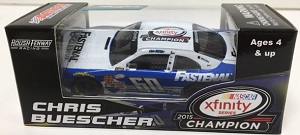 Chris Buescher #60 1/64th 2015 Lionel Fastenal Champion Mustang