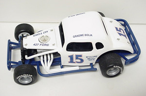 Graeme Bolia #15 1/25th custom built modified