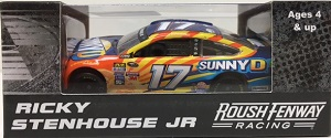Ricky Stenhouse Jr #17 1/64th 2016 Lionel Sunny D Ford Fusion