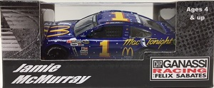 Jamie McMurray #1 1/64th 2016 Lionel Mac Tonight Darlington  Chevy SS