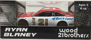 Ryan Blaney #21 1/64th 2016 Lionel Motorcraft Ford Fusion
