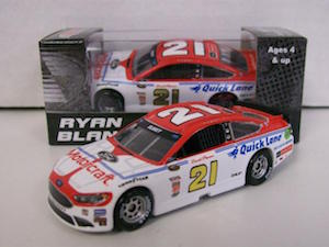 Ryan Blaney #21 1/64th 2016 Lionel Quick Lane Tire and Auto  Darlington Ford Fusion