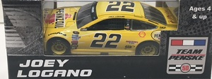 Joey Logano #22 1/64th 2016 Lionel Pennzoil Ford Fusion