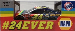 Chase Elliott/Jeff Gordon #24 1/64th 2016 Lionel NAPA/24Ever Fantasy Chevy SS