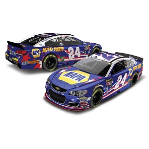 Chase Elliott #24 1/24th 2016 Lionel NAPA Patriotic Chevy SS