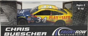 Chris Buescher #34 1/64th 2016 Lionel CSX Ford Fusion