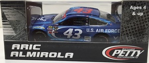 Aric Almirola #43 1/64th 2016 Lionel Air Force Ford Fusion